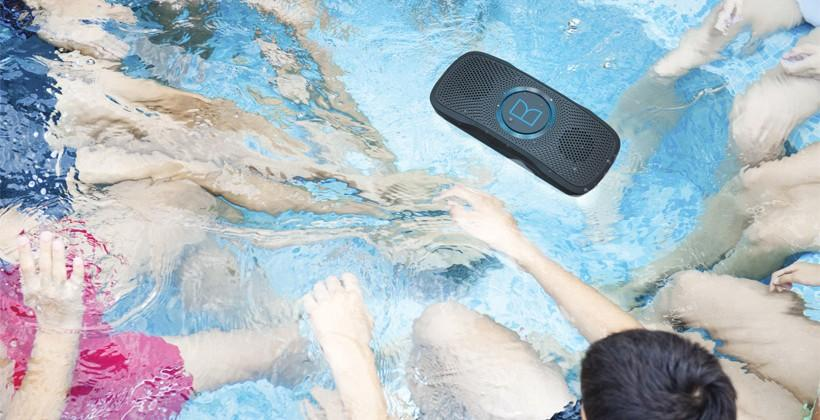 Monster launches BackFloat Bluetooth speaker and iSport headphones at CES 2015
