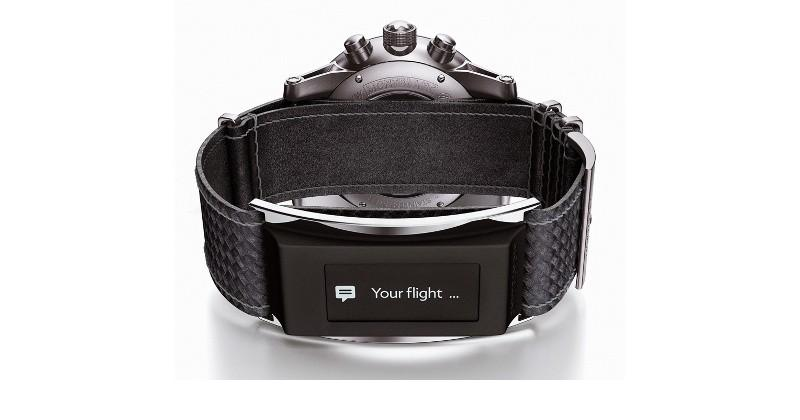Montblanc's e-Strap will make luxury watches smarter