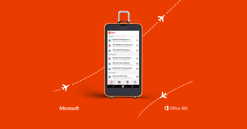 Next MS Office Windows Phone app looks oddly like iOS version
