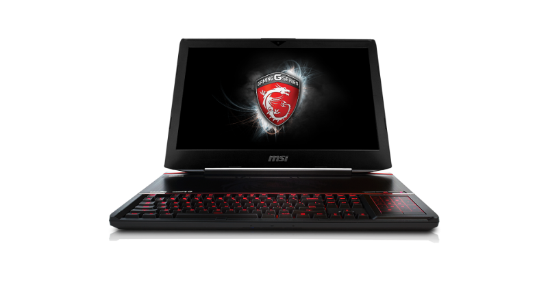 MSI unloads new gaming laptops at CES 2015