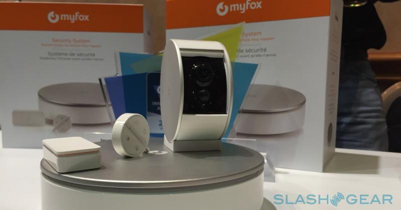 MyFox Security System launches in the US via CES 2015