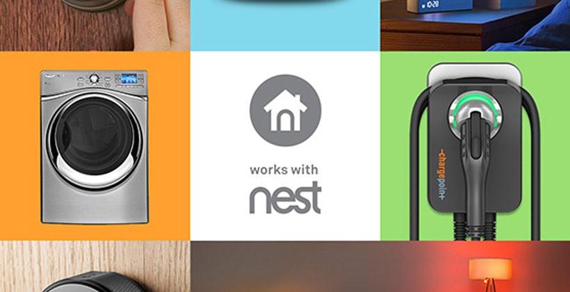 New Works with Nest connections announced at CES 2015