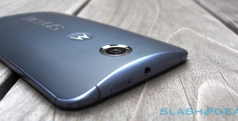Blame Apple for the Nexus 6's missing fingerprint sensor