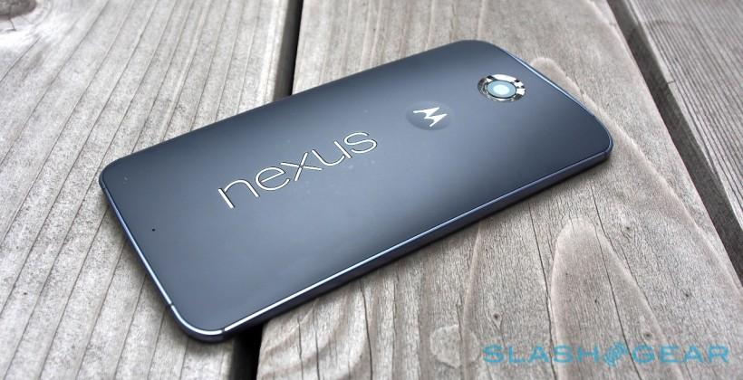 Google blames growth stall on Nexus 6 supply