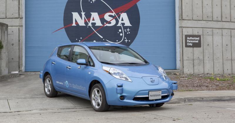 Nissan, NASA to collaborate on self-driving cars for 2015