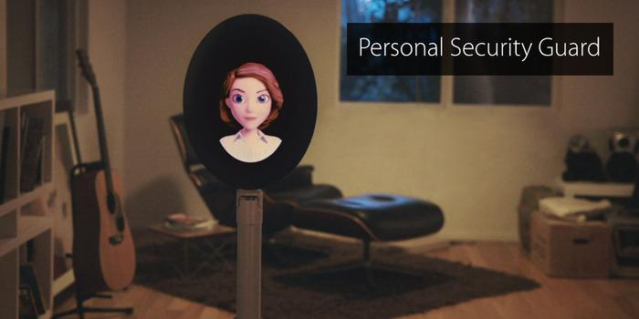 Personal Robot is an AI assistant on wheels