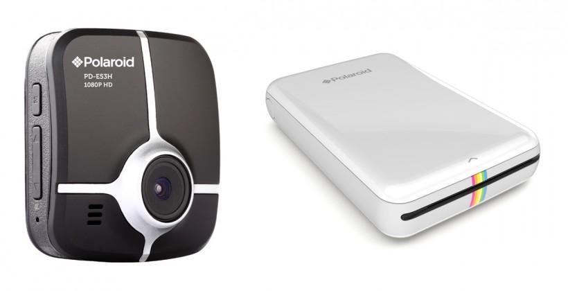 Polaroid releasing dashcams, mobile printer this Spring