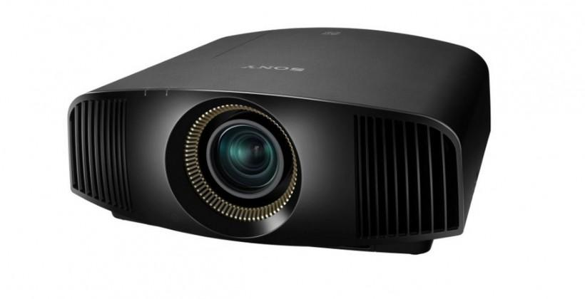 Sony adds full 4K VPL-VW350ES projector to its lineup