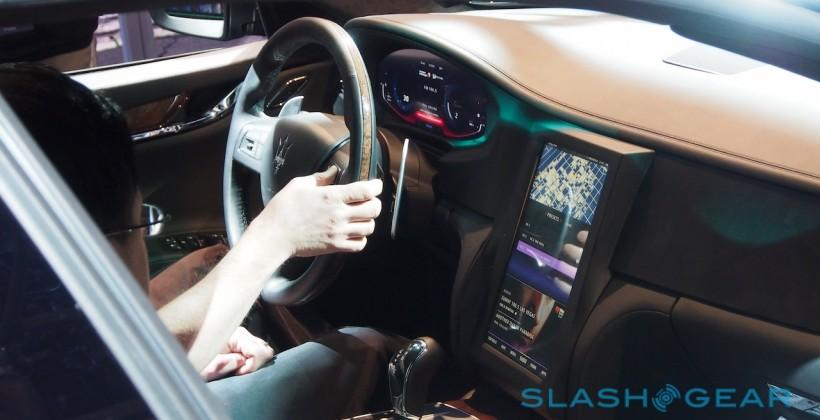 Qualcomm and QNX tag-team the dashboard of the future
