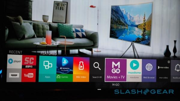 Here's how Tizen on Samsung's SUHD Smart TVs works - SlashGear