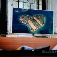 Samsung SUHD TV one-ups Ultra HD with uber-colors - SlashGear