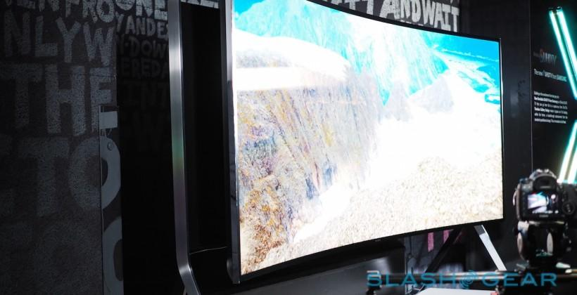 Samsung SUHD TV one-ups Ultra HD with uber-colors