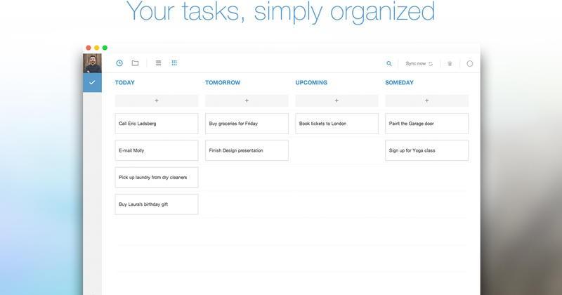Any.Do brings their simplified to-do list app to Mac - SlashGear