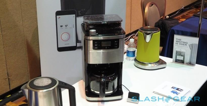 Smarter's WiFi Coffee Maker adds caffeine to IoT
