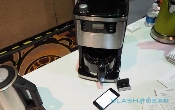 Smarter WiFi Coffee Maker