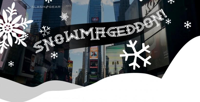 Snowmageddon NYC 2015: 10 things in tech you mustn't forget