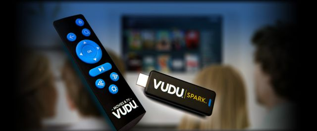 Walmart VUDU Spark streaming stick details arrive