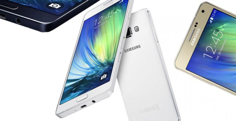 What the Samsung Galaxy A7 can tell us about the Galaxy S6