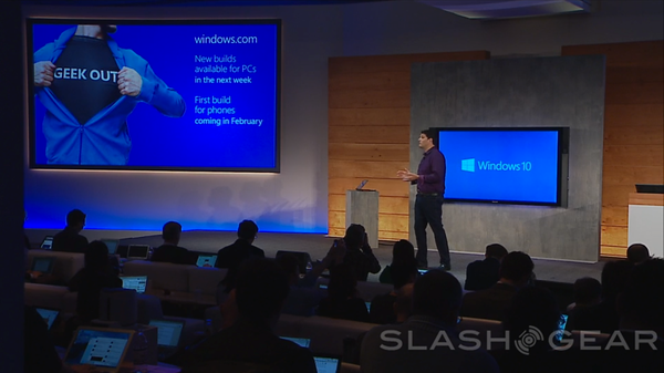 Windows 10 for phones coming in February for 'Insiders'