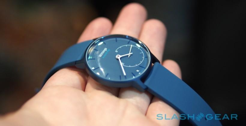 Withings Activité Pop finally melds watch and smarts