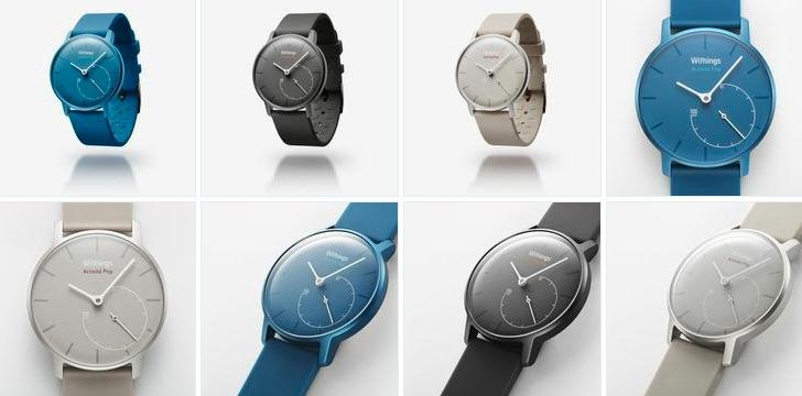Withings debuts Activite Pop: $150 health watch