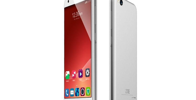 ZTE Blade S6 4G LTE rocks Snapdragon 615 and Android 5.0