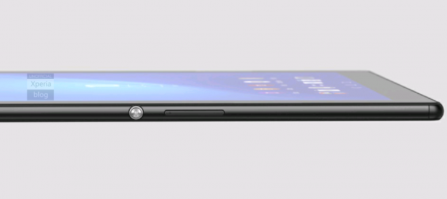 Xperia Z4 Tablet accidentally revealed early by Sony