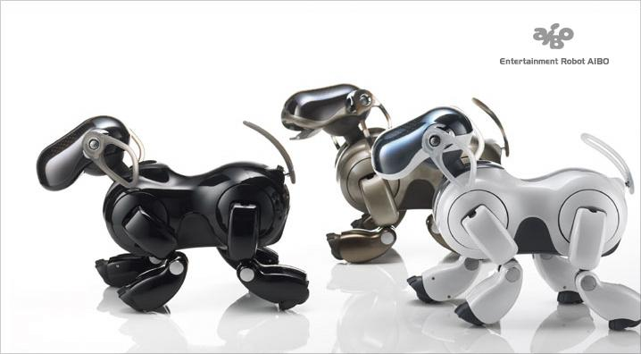 Sony ends maintenance for its iconic Aibo robot dog