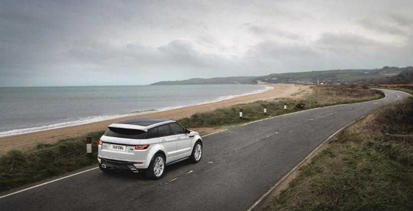 2016 Land Rover Evoque gets 18% more fuel-efficient