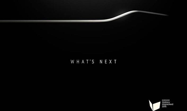 Galaxy S6 Edge teased by Samsung