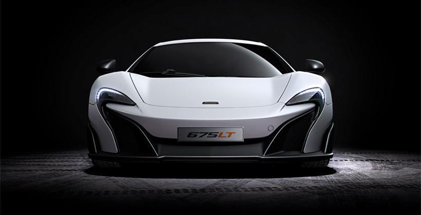 McLaren 675LT hits 62 mph in 2.9 seconds