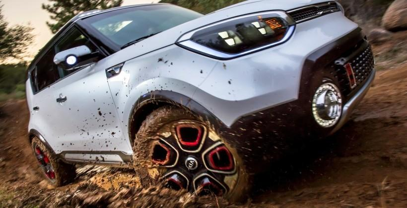 Kia Trail'ster takes the road less traveled with electric-AWD