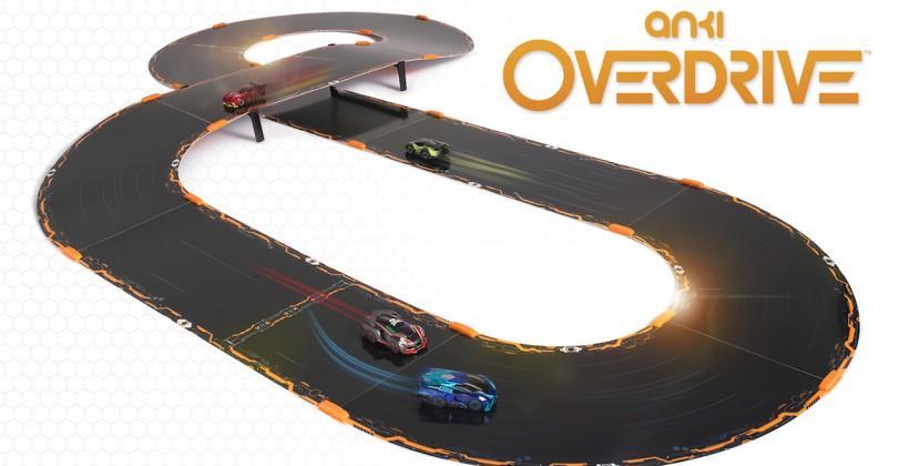 Anki OVERDRIVE adds modular tracks for war racing