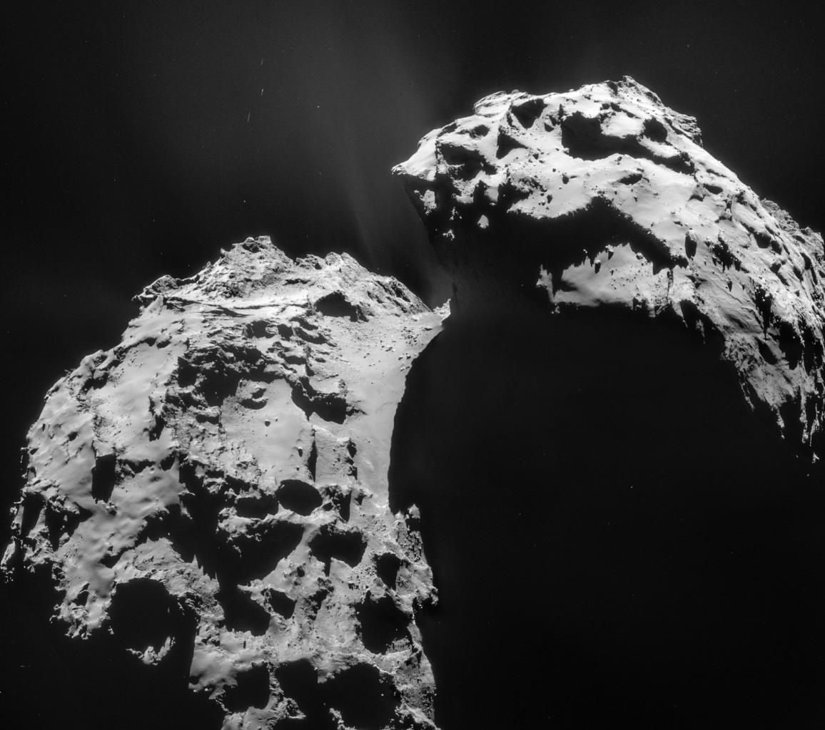 Comet_on_22_January_2015_NavCam