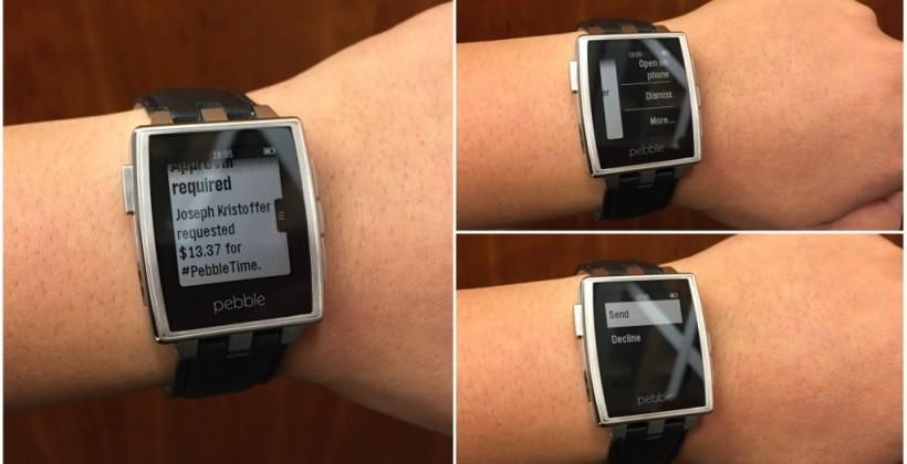 Pebble updates with Android Wear, Google Fit
