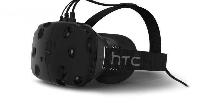 HTC Vive detailed: Valve's VR headset team-up begins