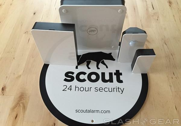 Scout gets IFTTT channel, runs away with DIY home security crown