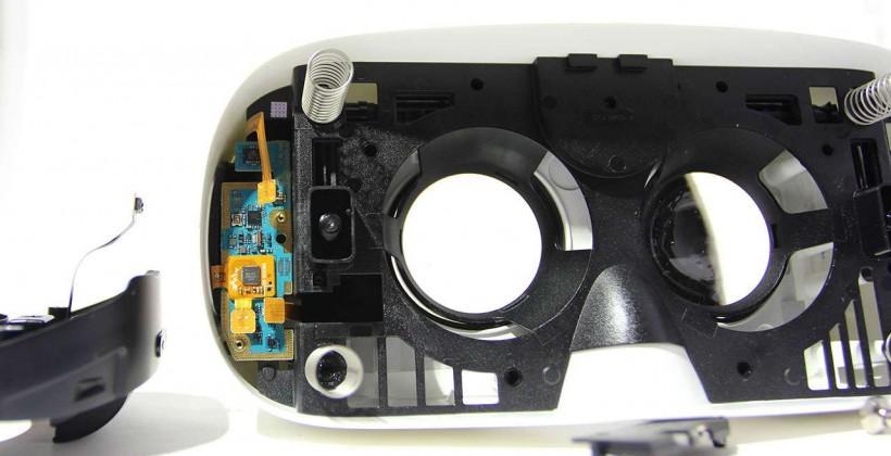 Samsung Gear VR Teardown (mini)