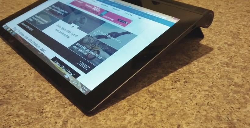 Lenovo YOGA Tablet 2 Review