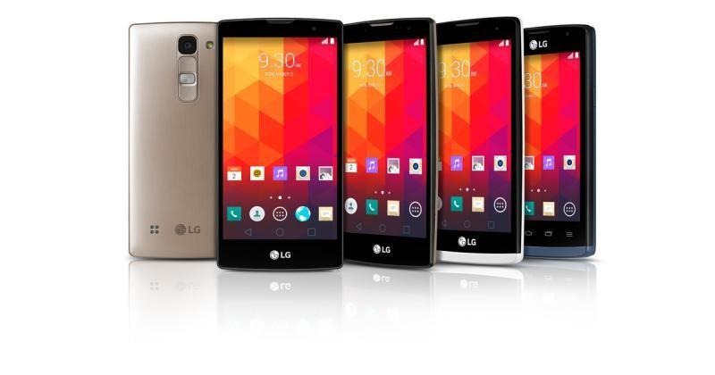 LG announces new mid-range smartphones ahead of MWC 2015