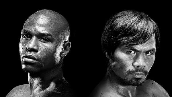 Mayweather/Pacquiao megafight brilliantly announced via Shots