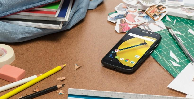 Moto E 2015 surprise release detailed worldwide today