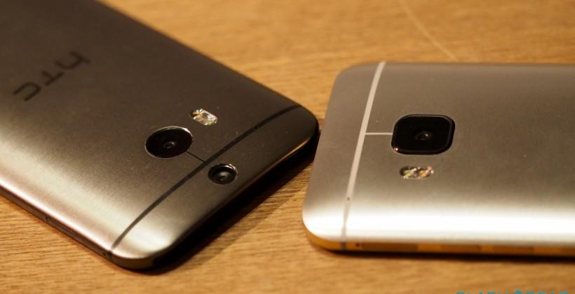 HTC One M9 vs. One M8 — should you upgrade?
