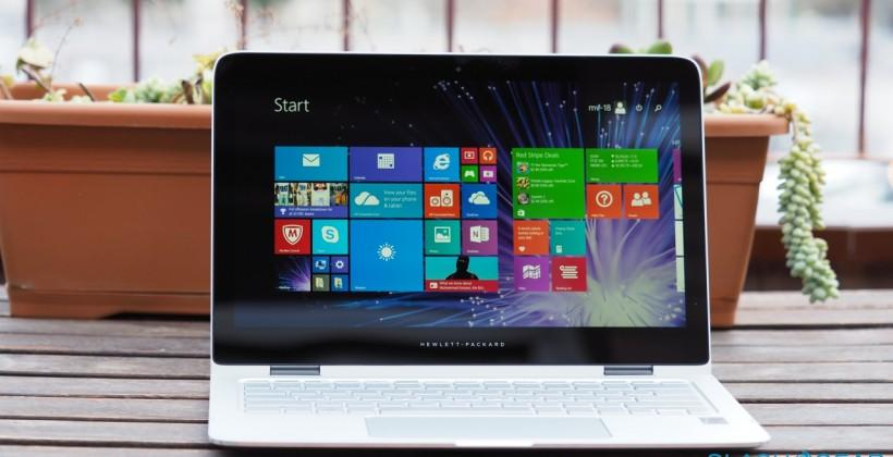 HP Spectre x360 hands-on: When PC makers get OCD