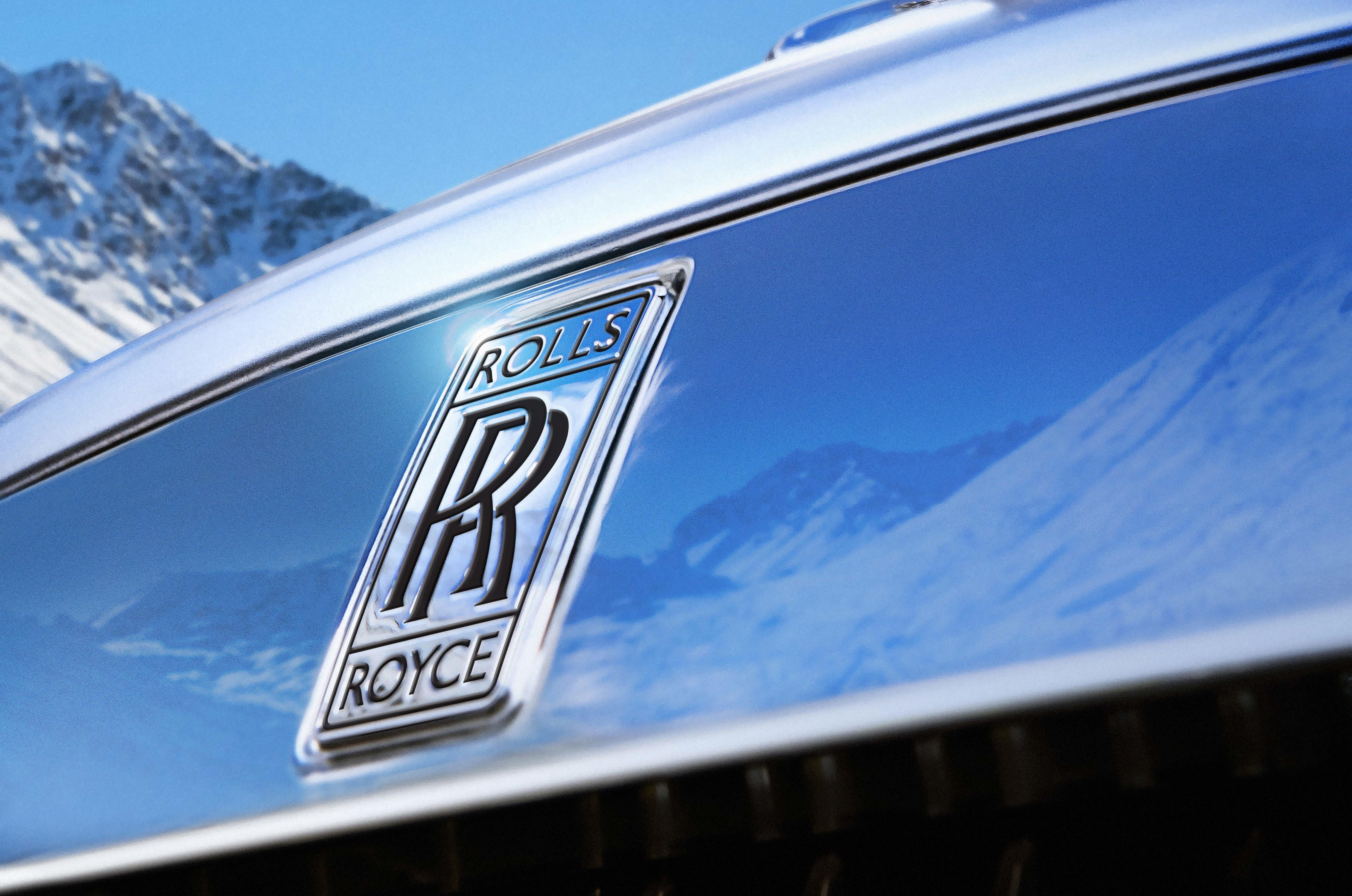 Rolls-Royce is building a super-SUV