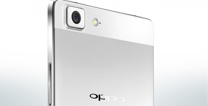 OPPO R5 available for pre-order in UK, ships Feb 20
