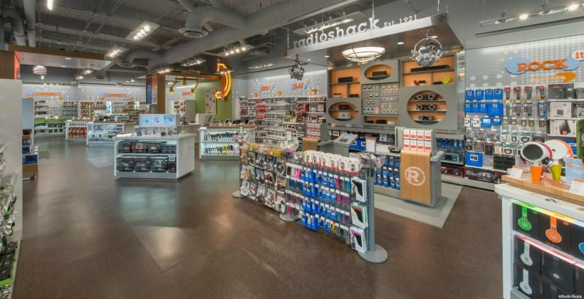 RadioShack's 'store within a store' concept detailed