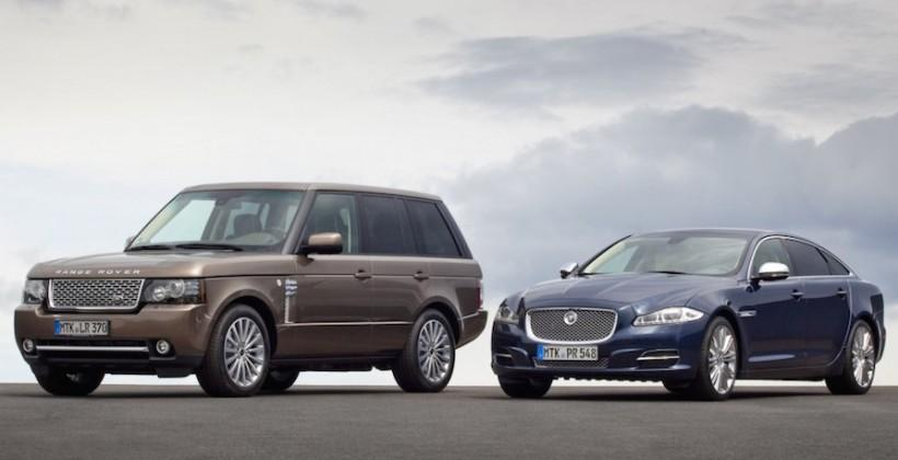 Jaguar Land Rover recall 104K vehicles for brakes & lights issues