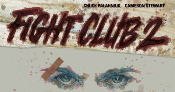 Fight Club 2 — first 6 pages of graphic novel now available