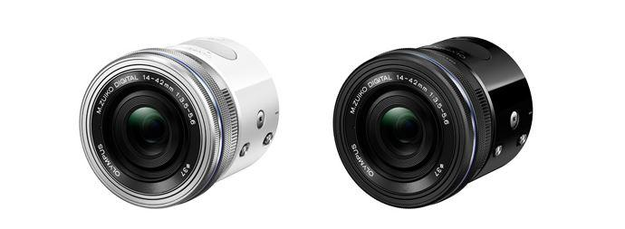 Olympus Air A01 wireless camera leverages your smartphone